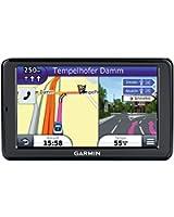 Garmin Nüvi 2595 LMT - GPS Auto écran 5 pouces - Appel mains libres et commande vocale - Info Trafic et carte (45 pays) gratuits à vie