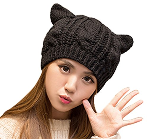 0fc528ba0b7 Top Best 5 winter cat hat for women for sale 2016