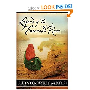 """Legend of the Emerald Rose"" by Linda Wichman :Book Review"
