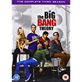 The Big Bang Theory - Season 3 [DVD] [2010]by Johnny Galecki
