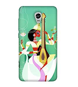 Fixed Price Printed Back Cover Lenovo Vibe P1 (Multicolor)
