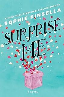 Book Cover: Surprise Me: A Novel