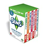 img - for The Sims 3 Box Set: 7 Guides in 1 by Prima Games (2011) Paperback book / textbook / text book