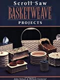 img - for Scroll Saw Basketweave Projects Paperback March 1, 1999 book / textbook / text book