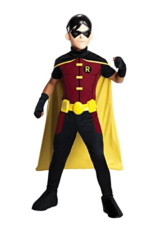 Robin Costume for Boys