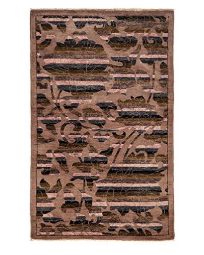 Darya Rugs Arts & Crafts Rug, Beige, 3' 1 x 5' 1