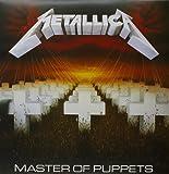 Metallica Master Of Puppets [VINYL]