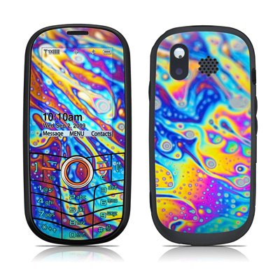 World of Soap Design Protective Skin Decal Sticker for Samsung Intensity SCH U450 (Verizon) Cell Phone