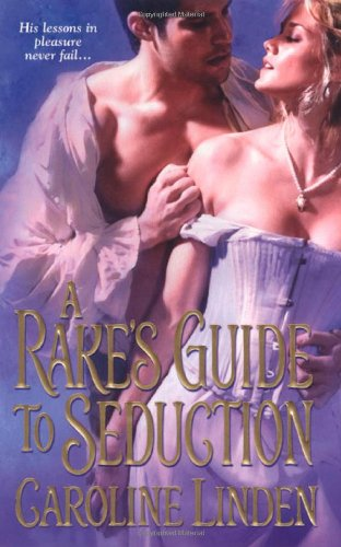 Image of A Rake's Guide to Seduction (Zebra Historical Romance)