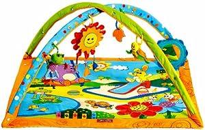 Tiny Love 833-003 - Gimnasio para bebé con diseño de flores e insectos marca East Coast Nursery Ltd - BebeHogar.com