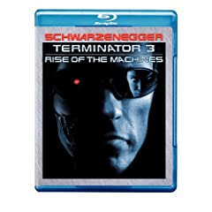 Terminator 3: Rise of the Machines Blu-ray