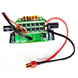 Lotus RC V3.0 Red 18 Amp 18A Brushless ESC for T580P Deans Plug 3-5s 600mm Drone [並行輸入品]
