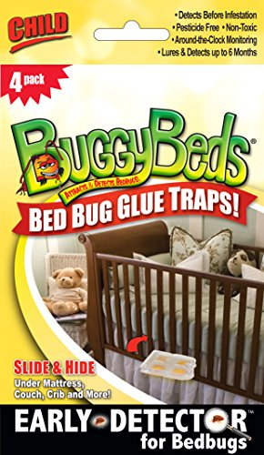 BuggyBeds Child Crib Bedding Sets, 4 Count - 1
