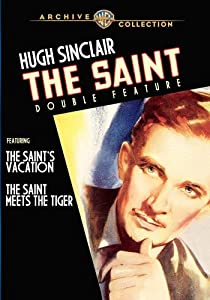 The Saint's Vacation / The Saint Meets the Tiger: The Saint Double Feature