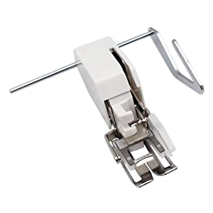 YEQIN Even Feed Walking Foot Sewing Machine Presser Foot SA140 for Brother Sewing Machine (Color: SA140)