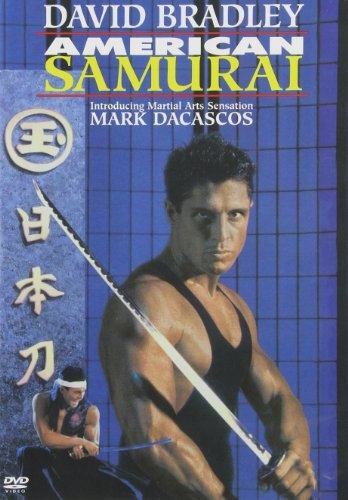 Cover art for  American Samurai