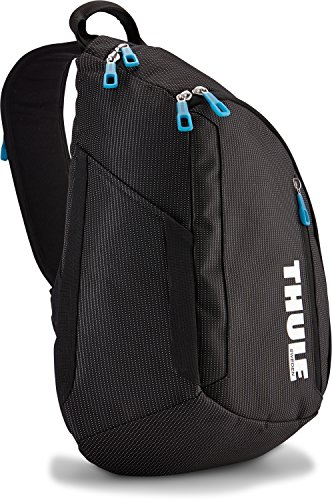 Thule Crossover - Zaino per PC portatile, per MacBook Pro 33 cm (13 pollici), spallaccio in nylon, colore: Nero