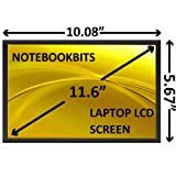 NEW LAPTOP SCREEN FOR ACER ASPIRE ONE 725-C62BB 11.6