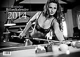 Erotischer Billardkalender 2014 Aktkalender