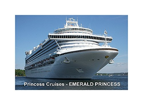 cruise-ship-fridge-magnet-emerald-princess-princess-cruises