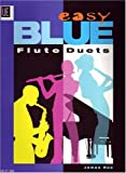 img - for Easy Blue Flute Duets book / textbook / text book