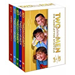 Two and a Half Men - Mein cooler Onkel Charlie (Staffeln 1-5 Superbox exklusiv bei Amazon.de)