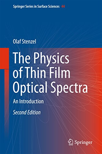 the-physics-of-thin-film-optical-spectra-an-introduction-springer-series-in-surface-sciences