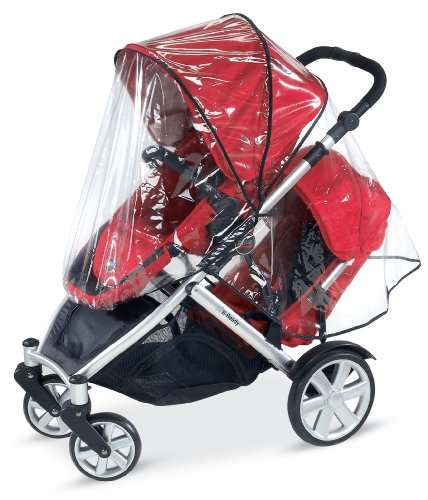 Britax B-Ready Full Rain Cover - 1