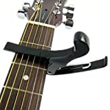 Top Stage Acoustic/Electric Guitar Capo Clamp