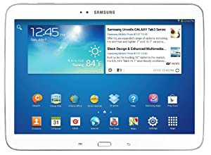 "Samsung Galaxy Tab 3 10.1"" - White (Certified Refurbished) by Samsung"