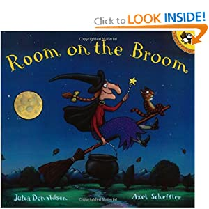Room on the Broom Halloween Books