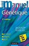 Mini Manuel de Gntique - 2me dition - Cours, exercices, QCM et QROC