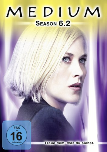 Medium - Season 6, Vol. 2 [2 DVDs]
