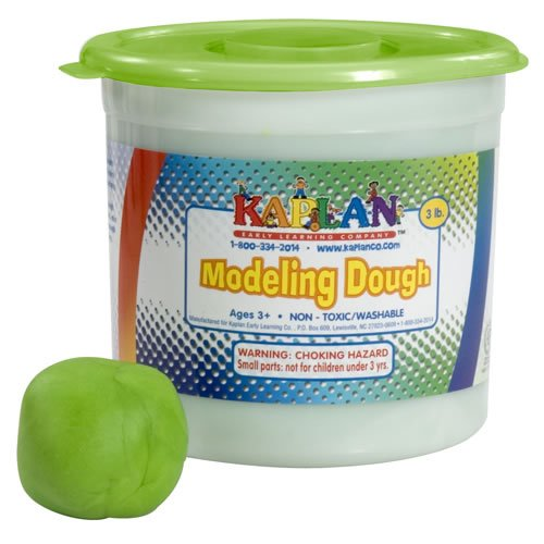 Modeling Dough Lime Green