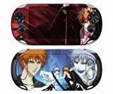 Bleach Vinyl Decal Skin Sticker for Sony PlayStation PS Vita PSV by firststicker [並行輸入品]