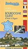 Les voies navigables de la Bourgogne ouest d'Avon à Digoin : Par les canaux du Loing, de Briare, latéral à la Loire, l'Yonne et le canal du Nivernais