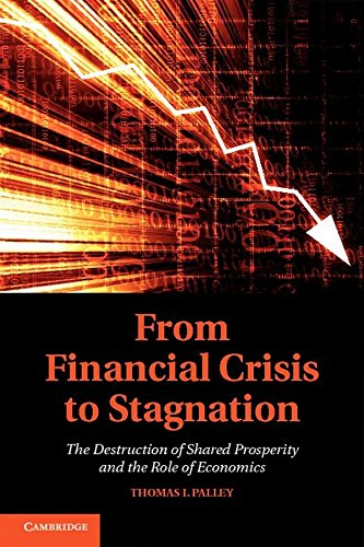 From Financial Crisis to Stagnation Hardback