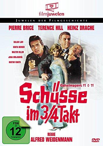 Schüsse im 3/4 Takt (Schüsse im Dreivierteltakt) - mit Pierre Brice & Terence Hill (Filmjuwelen)