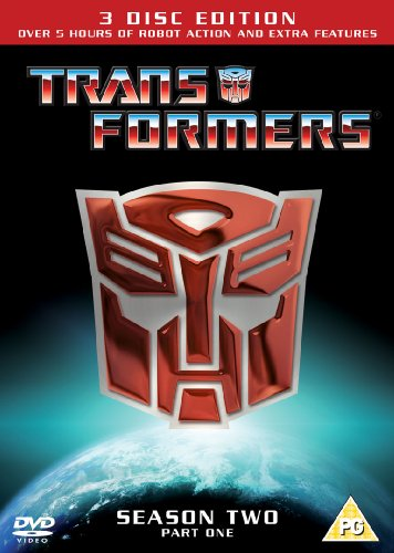 Transformers Season 2.1 - Re-Release [DVD] [1984]