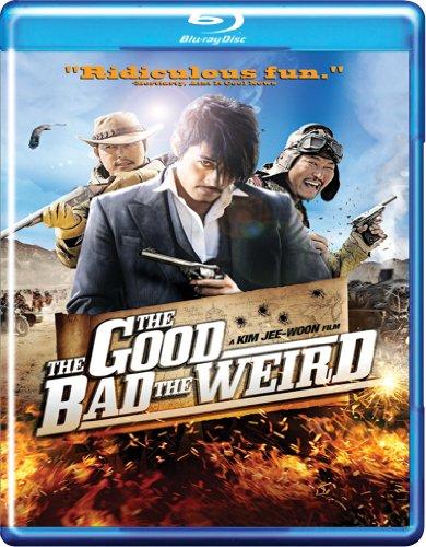 The Good, the Bad, the Weird [Korean Cut] / Joheunnom nabbeunnom isanghannom / Хороший, плохой, долбанутый (Корейская версия) (2009)