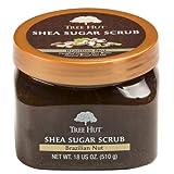 Tree Hut Shea Sugar Scrub, Brazilian Nut, 18 Ounce (Pack of 3)