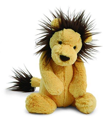 "Jellycat® Bashful Lion, Medium - 12"" front-801899"