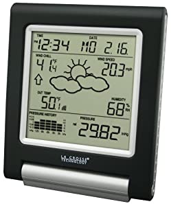 La Crosse Technology WS-1912U-IT Wireless Professional Weather Center