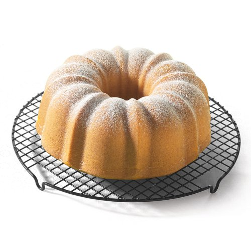 Nordic Ware Round Cooling Rack, 13 Inch Diameter Home ...