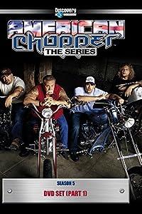 American Chopper Season 5 - DVD Set (Part 1)