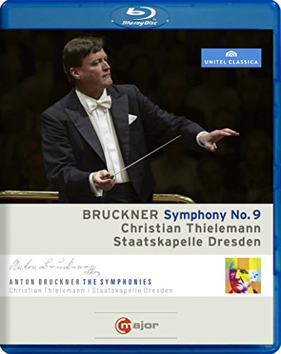 Bruckner: Symphony No. 9 [Blu-ray] [Import]