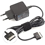 TomTech® 18W Chargeur voiture/Alimentation Chargeur Pour Asus Eee pad Transformer Prime TF101 TF300 TF201 SL101 TF300T TF700 TF700T Tablette PC Adaptateur secteur-15V 1.2A Adaptateur -Voyage Adaptateur Secteur (Voyage Adaptateur)