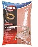 Trixie 76132 Wüstensand für Terrarien 5 kg