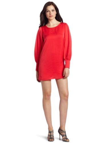 Rory Beca Women's Juliete Long Sleeve Shift Dress