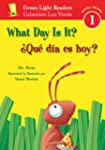 �Qu� d�a es hoy?/What Day Is It? (Gre...